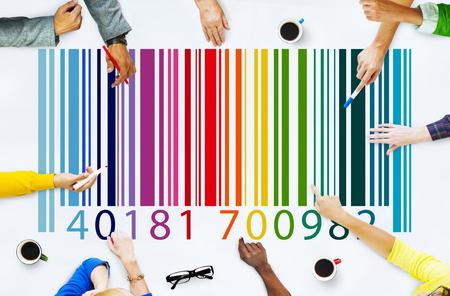 Bar Code Data Encryption Concept