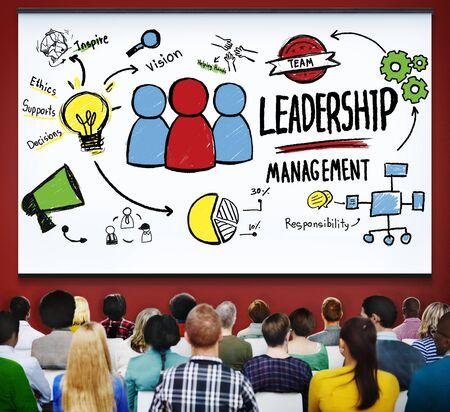 リーダーシップ開発管理機関代表のコンセプト