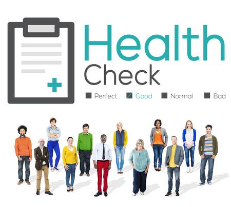 Health Check Diagnosis Medical Condition Analysis Concept Stock Photo - 41431869