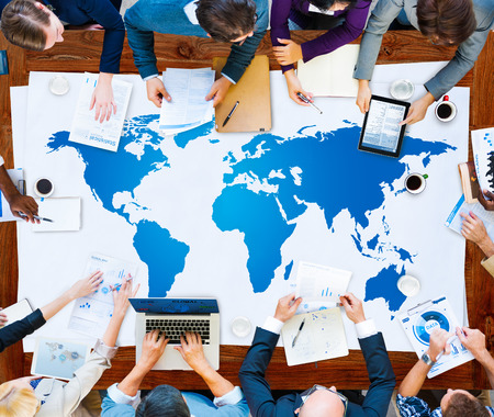 world map with countries: World Global Cartography Globalization Earth International Concept