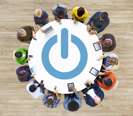 comercial: Start Up Plan de Estrategia de Negocios Oportunidades de Crecimiento Concepto