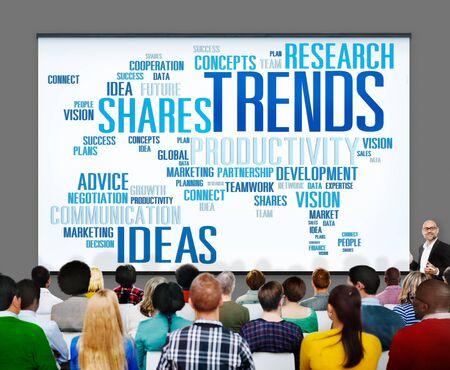 craze: Global Shares Trends Ideas Sales Solution Expertise Concept