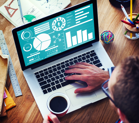 informe: Gr�fico de barras Gr�fico de Datos de Informaci�n Inforgraphic Informe Concepto