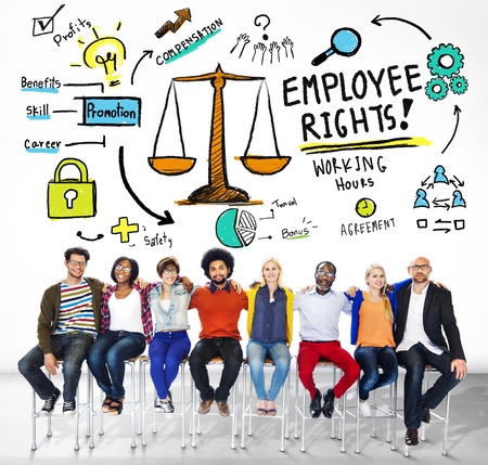 huddle: Employee Rights Employment Equality People Friendship Huddle Concept Stock Photo