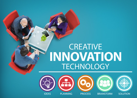 new technologies: Creative Innovation Technology Ideas Inspiration Concept