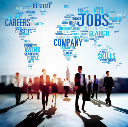 채용 직업 채용 모집 고용 개념 스톡 콘텐츠