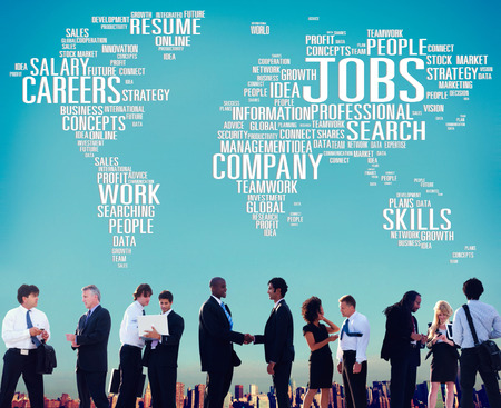 other keywords: Jobs Occupation Careers Recruitment Employment Concept