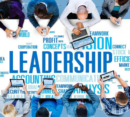 지도력 보스 관리 코치 수석 글로벌 개념
