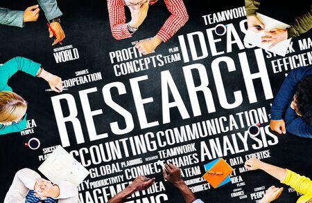 研究データの事実情報探査のコンセプト