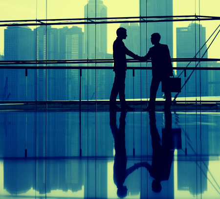 introduction: Business Handshake Agreement Partnership Corporate Concept