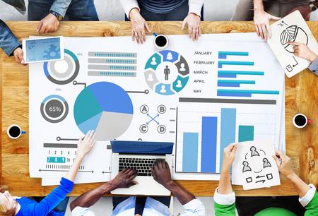 Planning Plan Strategie gegevens Informatiebeleid Vision Concept Stockfoto - 41863741