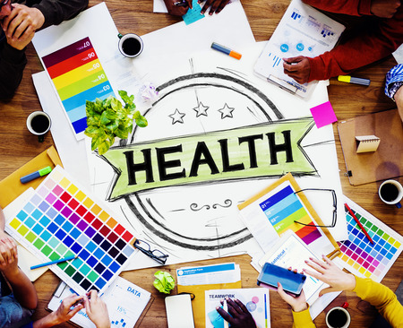 health healthcare: Health Healthcare Disease Wellness Life Concept Foto de archivo