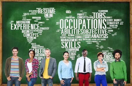 recursos humanos: Carreras Ocupación Trabajo Especialización Recursos Humanos Concepto