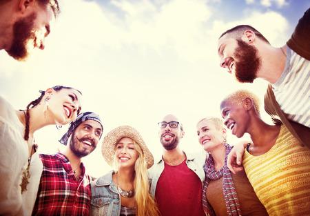 amistad: Alquiler Amigos Amistad Ocio Unión Fun Concept