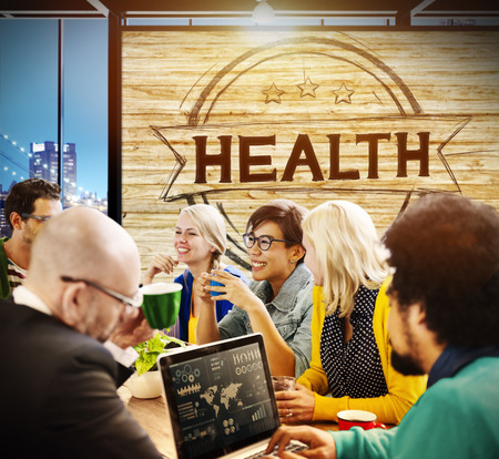 Health Healthcare Disease Wellness Life Concept Stock Photo