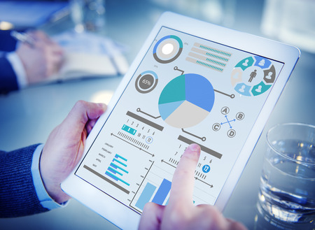 Planning-Plan-Strategie Dateninformationspolitik Vision Concept Standard-Bild - 41873503