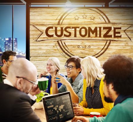 Customization concept