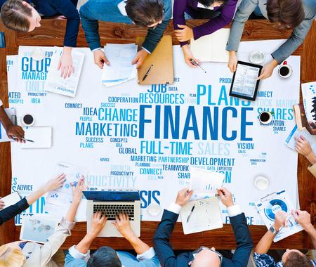 contabilidad: Análisis Global Finanace Seguridad Gestión Contabilidad Concepto Foto de archivo