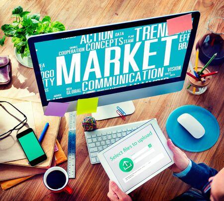estrategia: Planes Mercado Ideas Publicidad Empresas Estrategia Concepto