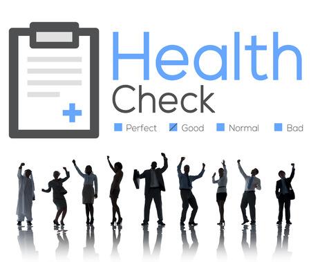 eastern medicine treatment: Health Check Diagnosis Medical Condition Analysis Concept