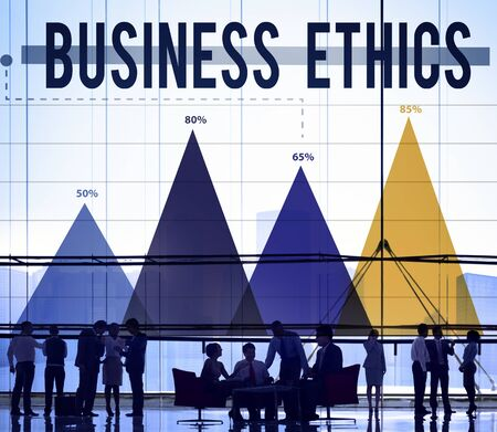 business ethics: Business Ethics Honesty Ideology Integrity Concept