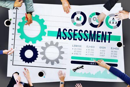 appraisal: Assessment Analysis Appraisal Calculation Estimate Concept
