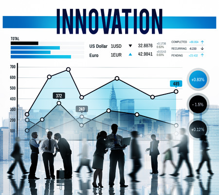 invention: Innovation Invention Creativity Innovate Inspiration Concept Stock Photo