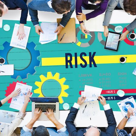 to risk: Risk Risk Management Dangerous Safety Security Concept
