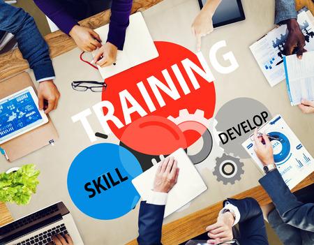 Opleiding Ervaring Ontwikkel Ability Expertise Concept