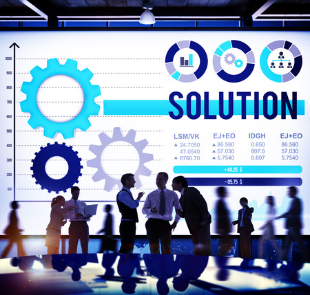 problem solution: Solution Improvement Problem Solving Innovation Concept
