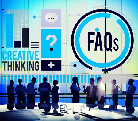 chiesto: Domande frequenti FAQ Problemi Concetto