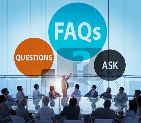 chiesto: FAQs Domande frequenti Solution Concetto