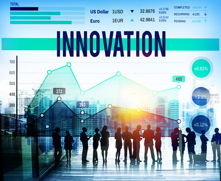 creativity: Innovation Invention Creativity Innovate Inspiration Concept Stock Photo