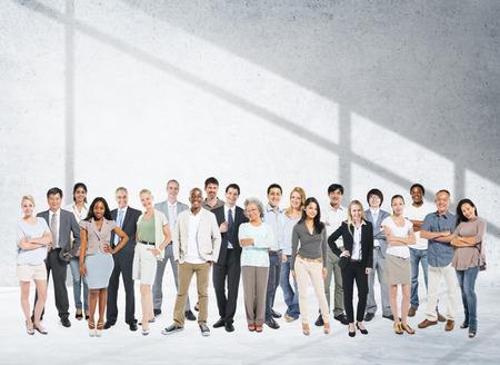 zweisamkeit: Gesch�ftsleute Team Verbindung Zusammenhalt Konzept