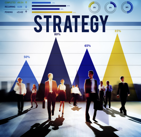 guidelines: Strategy Guidelines Mission Development Planning Concept Stock Photo