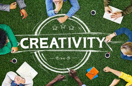 creativity: Creativity Ideas Innovation Creative Futuristic Concept