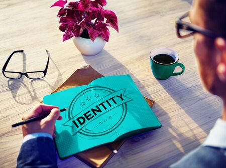 Identity Branding Marketing Copyright Merkconcept