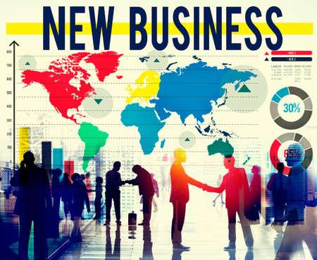 business ideas: New Business Start Up Planning Creativity Ideas Concept