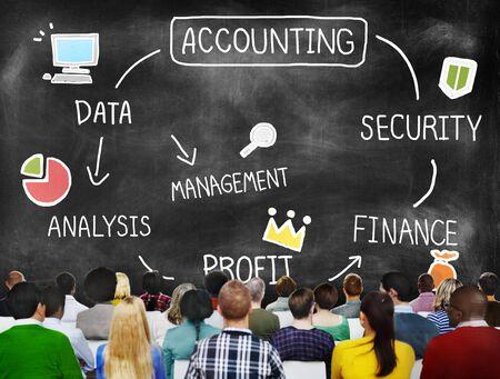 contabilidad: Gesti�n de la Seguridad de Contabilidad Beneficio Concepto An�lisis
