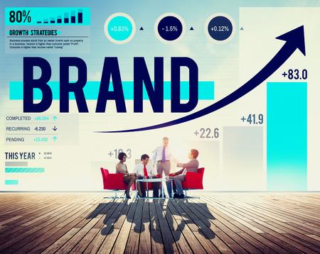 브랜드 브랜딩 로고 상업 저작권 상징 개념 스톡 콘텐츠