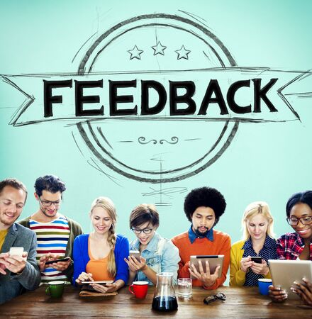 diversity people: Feedback Evaluation Reflection Response Result Concept