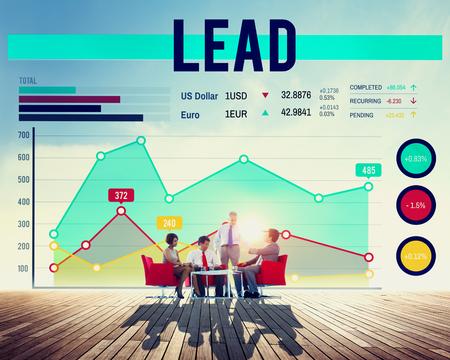 Business lead concept