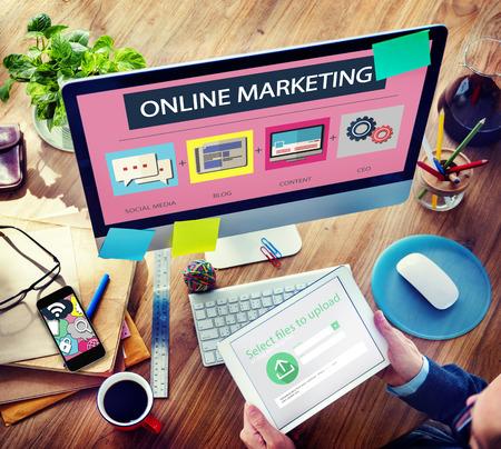 온라인 마케팅 전략 브랜드 상업 광고의 개념