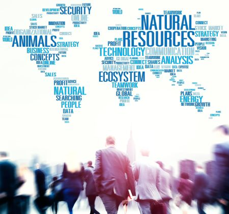 natural resources: Natural Resources Conservation Environmental Ecology Concept