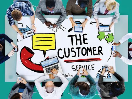 servicio al cliente: Servicio de Atenci�n al cliente de soluciones de asistencia Concepto Ayuda Foto de archivo