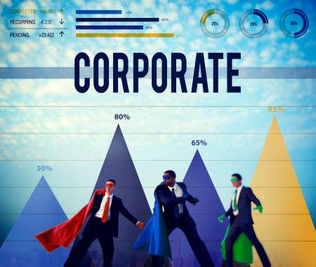 commitment: Cooperaci�n Empresarial Colaboraci�n Compromiso Equipo Concepto Foto de archivo
