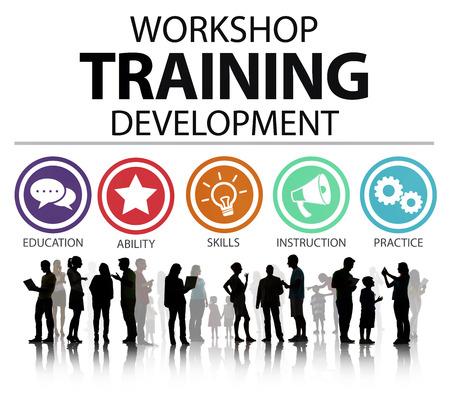 expert: Workshop Training Teaching Development Instruction Concept
