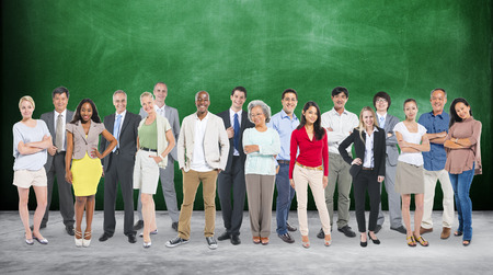 Diversity People Aspiration Community Group Concept