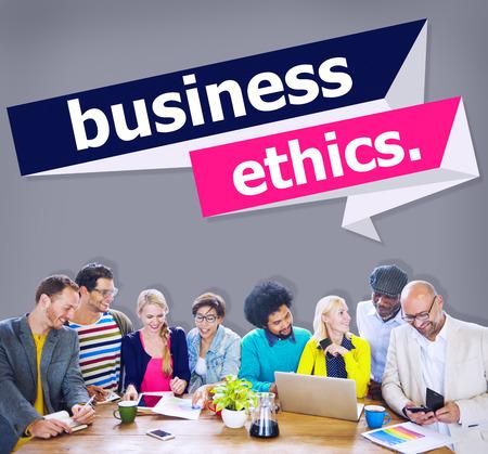 etica empresarial: Honestidad �tica Empresarial Integridad Confianza Concepto