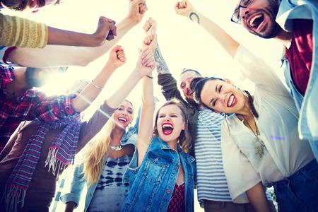 women friendship: Friends Friendship Leisure Vacation Togetherness Fun Concept